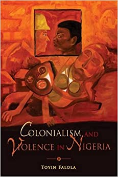 Book Colonialism and Violence in Nigeria