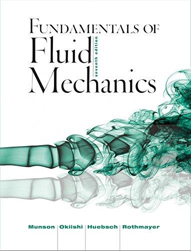 Fundamentals of Fluid Mechanics 7e + WileyPLUS Registration Card