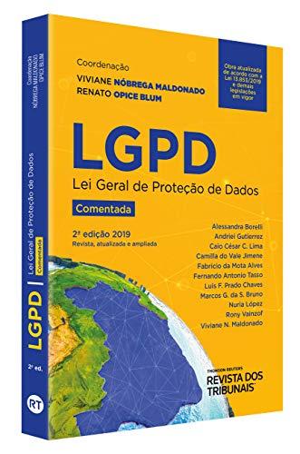 Lgpd Geral Proteção Dados Comentada