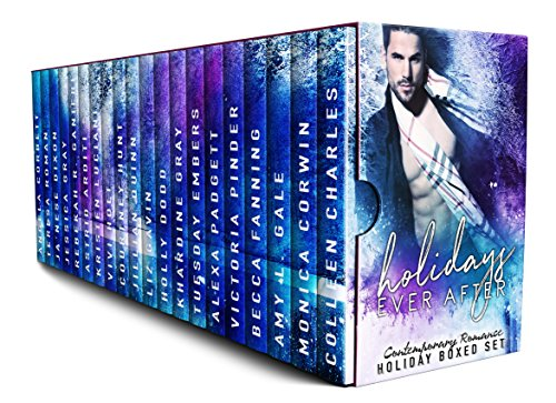 Holidays Ever After: Contemporary Romance Holiday Boxed Set cover