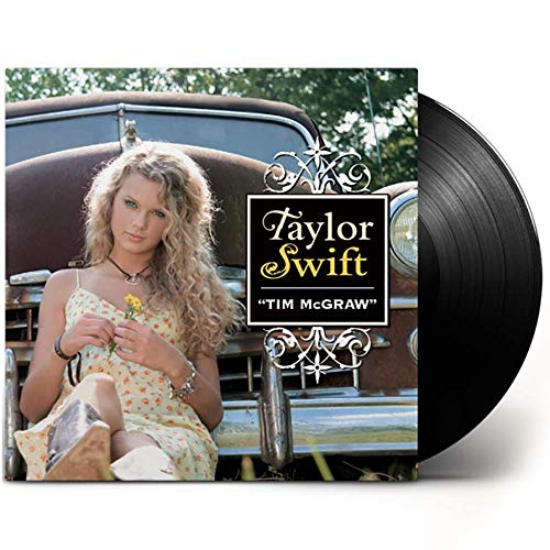 Taylor Swift - Tim McGraw - Exclusive Limited Edition Numbered 7