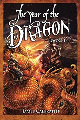 book cover of The Year of the Dragon Series, Books 1-4