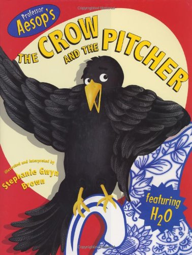 aesops-the-crow-and-the-pitcher