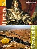Histoire Géographie 5e - Livre élève Format Compact - Edition 2010