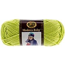 Lion Brand Yarn 924-194 Modern Baby Yarn, Chartreuse