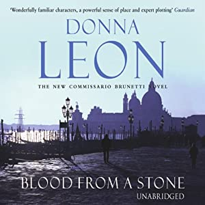 Blood From a Stone Audiobook
