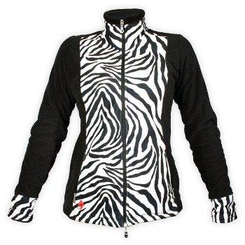 Zebra Print Jacket - 9