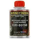 House of Kolor SG150 Intercoat Pearl & Flake Karrier Clearcoat Low VOC, Half Pint