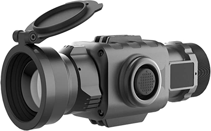 AGM Global Vision Micro-Compact Anaconda Clip-On Thermal Scope - The Best Light Version