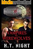 Vampires vs. Werewolves (Vampire Love Story Book 4)
