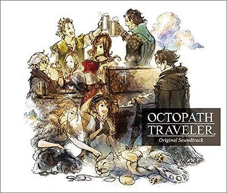 Octopath Traveler Original Soundtrack: Yasutomo Nishiki: Amazon.es: Música
