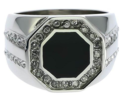 Buy fancy dress bling rings - 6