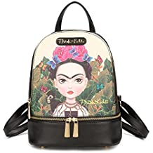 Frida Kahlo Cartoon Licensed Cute Backpack
