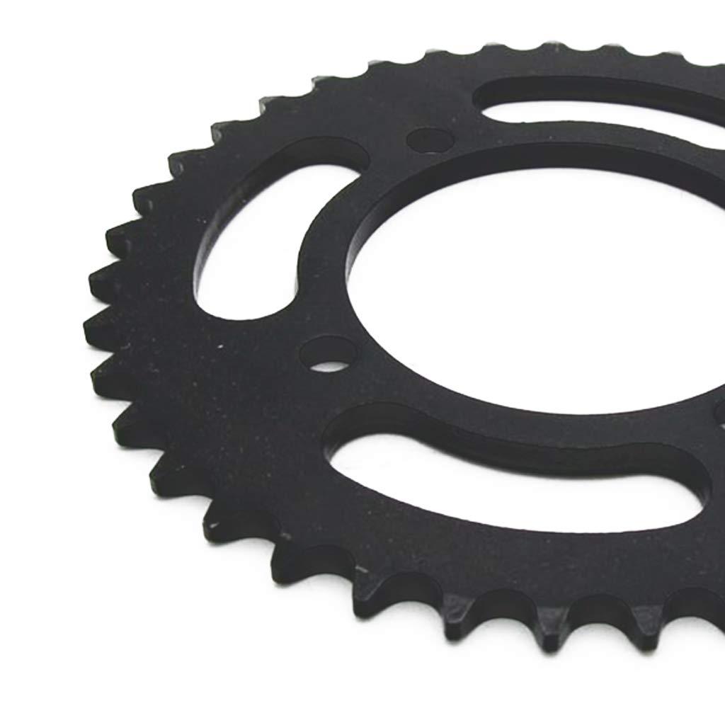 LLAni 39 Dientes 420 Cadena Trasera Pi/ñ/ón Cog Pit Pro Quad Dirt Bicicleta ATV Rueda Gear