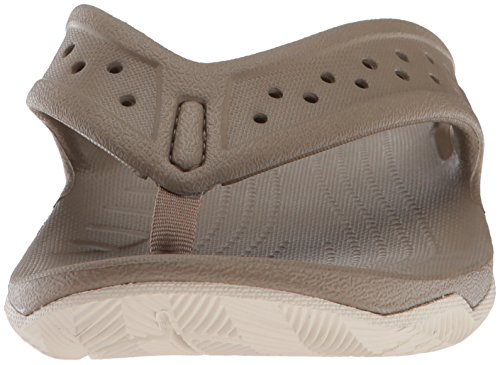 Deck Stucco Flip Men's Khaki Crocs Swiftwater qEAP0R