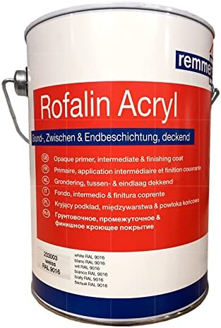 Remmers Rofalin Acryl weiss 2.5l