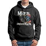 Men's Misfits American Psycho Champion Hooded Jackets