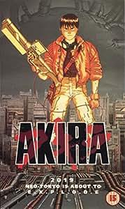 Akira - Manga [Reino Unido] [VHS]