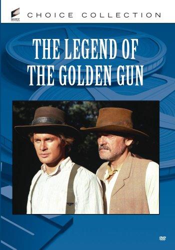 Legend Of The Golden Gun (The Legend Of The Golden Gun Western)