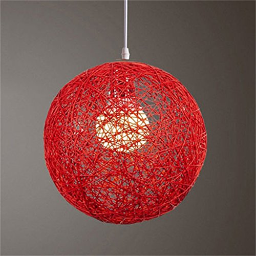 Beaded Ball Pendant Light Shade