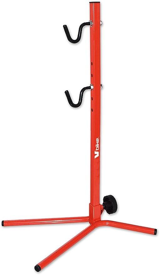Soporte trasero ajustable para garajes, con cubierta roja hasta 29 ...