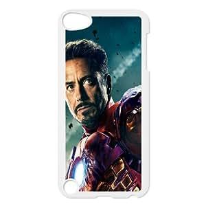Ipod Touch 5 Phone Case Iron Man FG30017