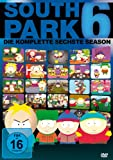 South Park - Season 6 [Import allemand]