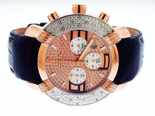 Aqua Master Men's #96 20-diamond Watch
