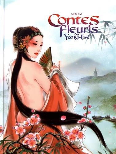 Contes fleuris du Yang-Tsé Album – 21 avril 2017 Mi Chu Tapages Nocturnes B01MUBK6RS BD tout public