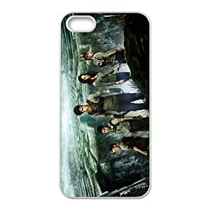 Caratulas Bluray N2Z95R6JX funda iPhone 5 5s caso funda 5Y0TWS blanco