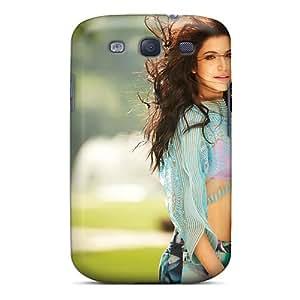 Hot Tpye Anushka Sharma 2014 Case Cover For Galaxy S3