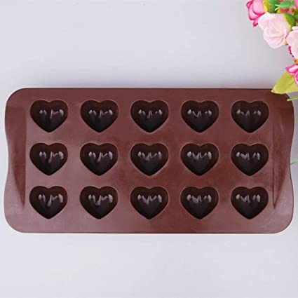Molde para tartas - Moldes para tartas - Molde para magdalenas, 19 x 12 x 2 cm, molde para cupcakes, gelatina, chocolate, molde para tartas, decoración de ...