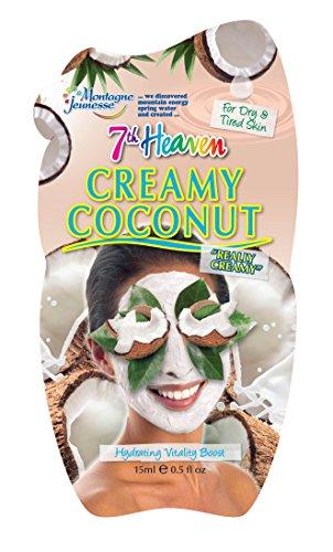 Montagne Jeunesse Creamy Coconut Masque, 12 Count