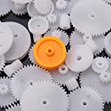 Jffeay 75 Type Plastic Crown Gear Single Double
