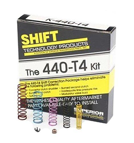 Transmission Parts Direct K440-T4 Valve Body Kit