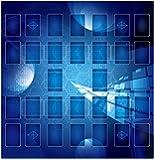 テネセシート 遊戯王 プレイマット 新マスタールール リンク召喚 対応 サイバーイメージ
