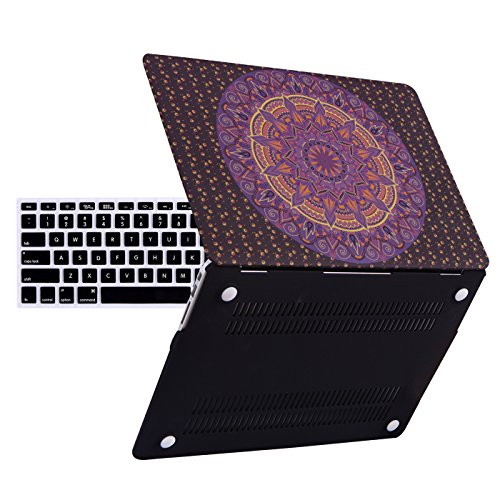 MacBook Mandala Pattern Designer Keyboard