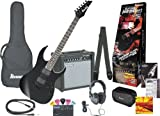 Ibanez IJX121BKN Metal Guitar Jumpstart Packa