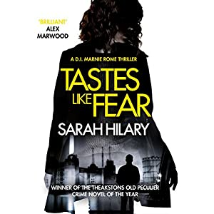 Tastes Like Fear Audiobook
