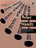 Weber: Concerto No. 1 in F Minor Op. 73 and Stamitz: Concerto No. 3 in B Flat for Clarinet, , 159615229X