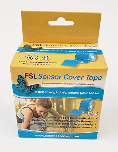 (FSL Sensor Cover Tape, Roll, Freestyle Libre)