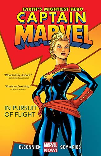 Captain Marvel Vol. 1: In Pursuit of