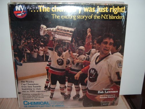 Stanley Cup Champions - 1980 New York Islanders - The Chemistry Was Just Right