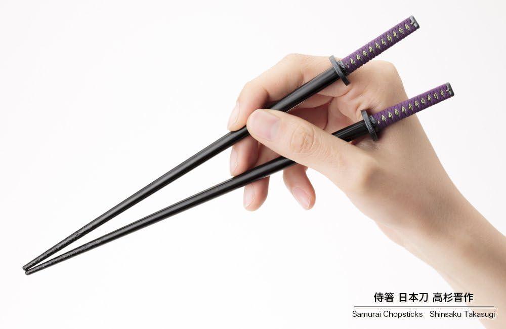Shinsaku Takasugi Kotobukiya Japanese Samurai Katana Chopsticks