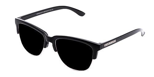 Hawkers Unisex - Adulto CTR01 Occhiali da sole, Nero (Negro), 60