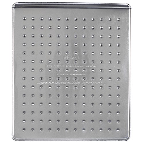 AirBake Natural 2 Pack Cookie Sheet Set, 16 x 14 in by T-fal (Image #2)