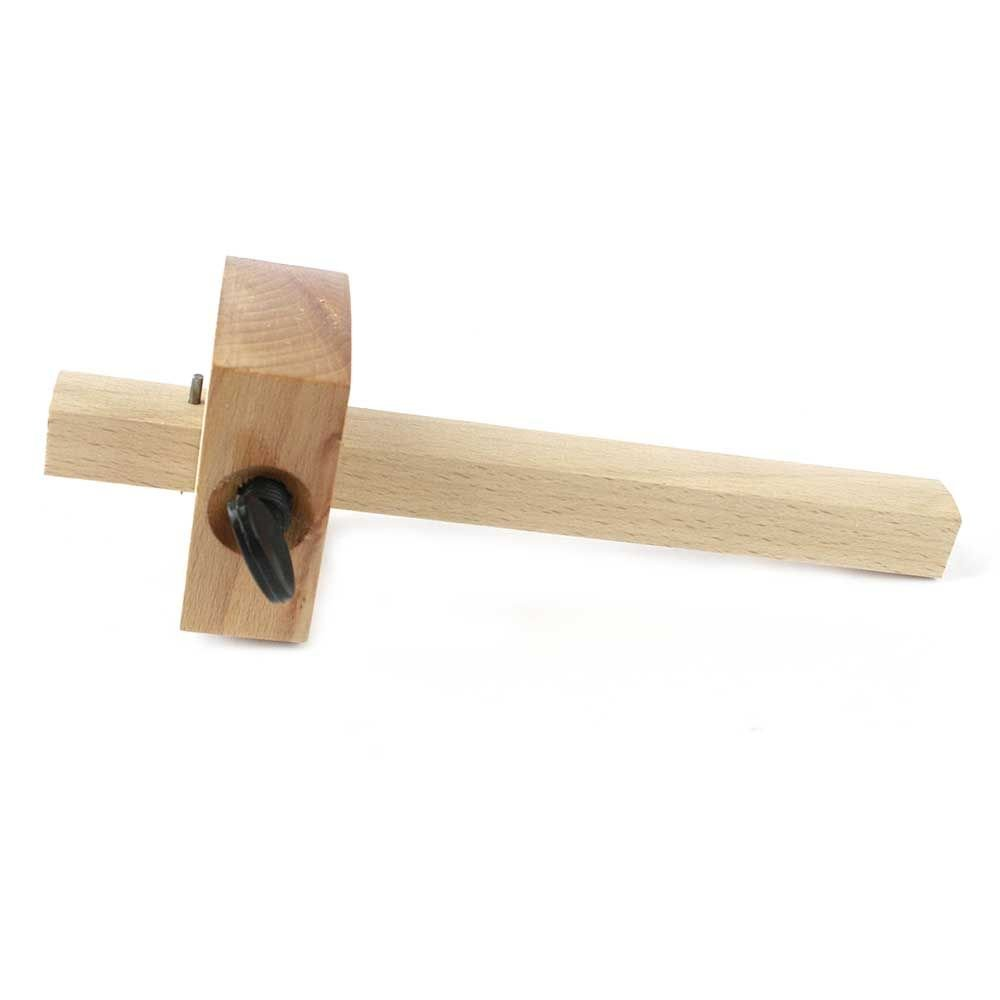 Big Horn 26018 Beech Wood Marking Gauge