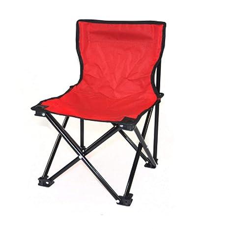 Admirable Amazon Com Ql Camping Stool Folding Stool Mini Backrest Ibusinesslaw Wood Chair Design Ideas Ibusinesslaworg