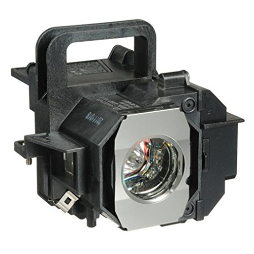 Epson Replacement Lamp Module - Compatible V13H010L49 Replacement Projector Lamp Module with Housing for Epson Video Projectors by King Lamps
