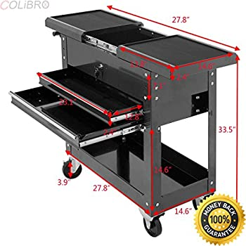 Amazon Com Colibrox Rolling Mechanics Tool Cart Slide
